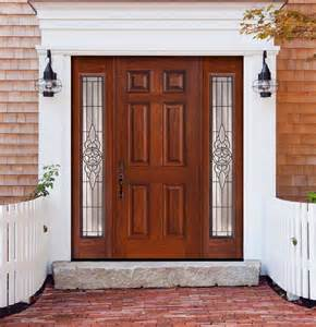 Sidelights For Front Door 5 Front Entry Doors With Sidelights Ideas Instant Knowledge
