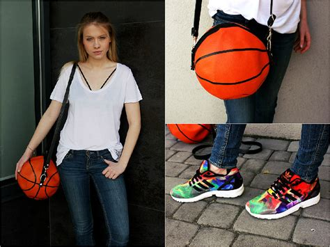 What The Flux Is This Handbag All About by Iga Zubiel Adidas Flux Zx Basketball Bag Lookbook
