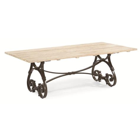 table jardin discount century d29 95 9 maison jardin 84 inch rectangular trestle table discount furniture at hickory