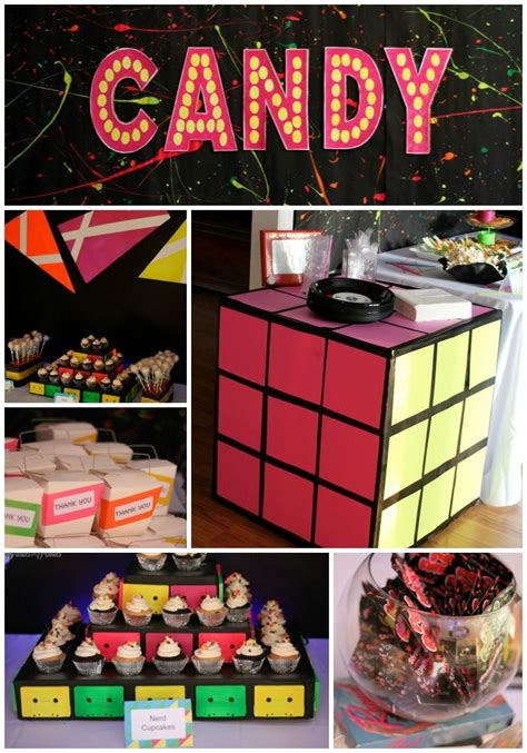 80s party decorations adult 80 s party pinterest 80s party parties for pennies