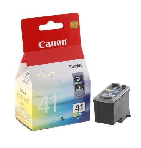 Tinta Catridge Canon jual tinta cartridge canon 41 original distributor tinta