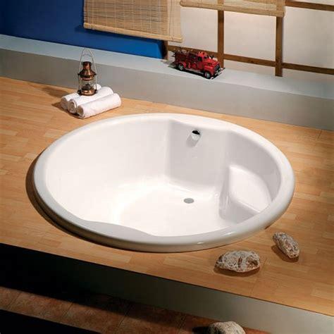 vasche da bagno rotonde vasca tonda idromassaggio