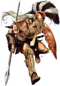 Korean Vase Mitologia Grega Ares