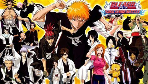 imagenes anime bleach hd imagen de los personajes de bleach im 225 genes y fotos