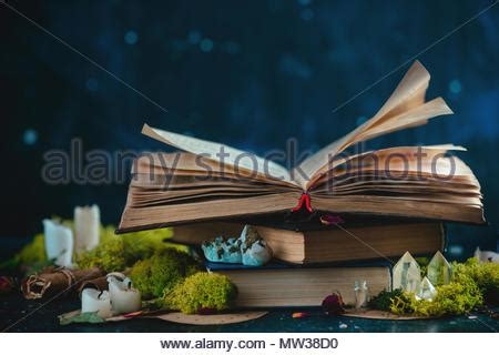 Still Has Magical by Open Book And Magical Background Stock Photo 60687924 Alamy