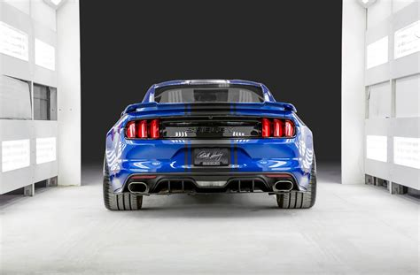 2017 Snake Price by Shelby Goes Wide With Its 2017 Snake Concept Motor