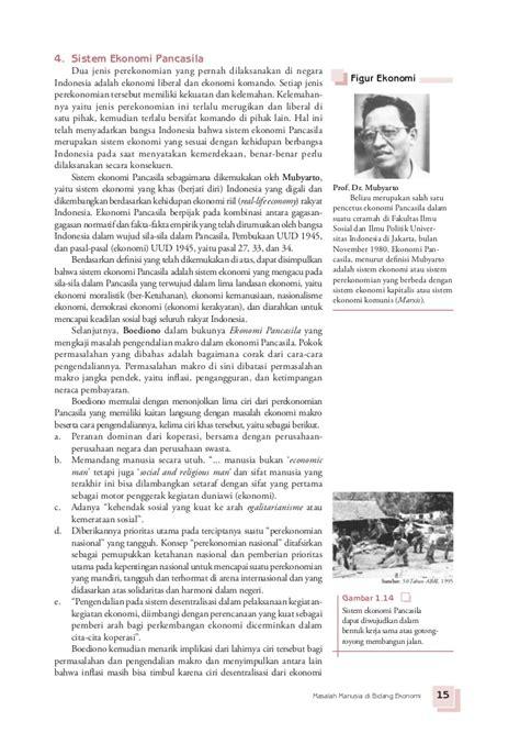 Sistem Ekonomi Pancasila Dalam Perspektif Buku Ekonomi Dan Akuntans buku sma kelas10 ekonomi bambang w cintayasir