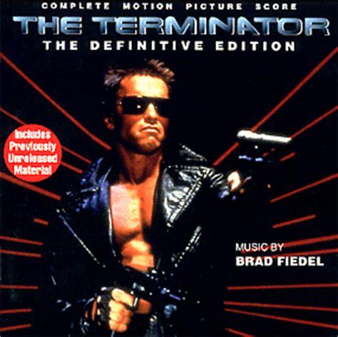 Cd Ost Original Sountrack Terminator 2 Judgement Day the terminator expanded soundtrack 1984