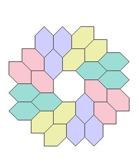 printable tessellations hexagon pictures to pin on hexagon tessellation maybe use for english paper piecing