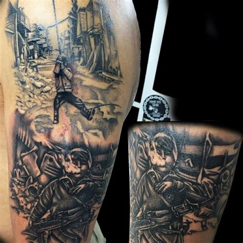 revolutionary war tattoo 19 best images on artists