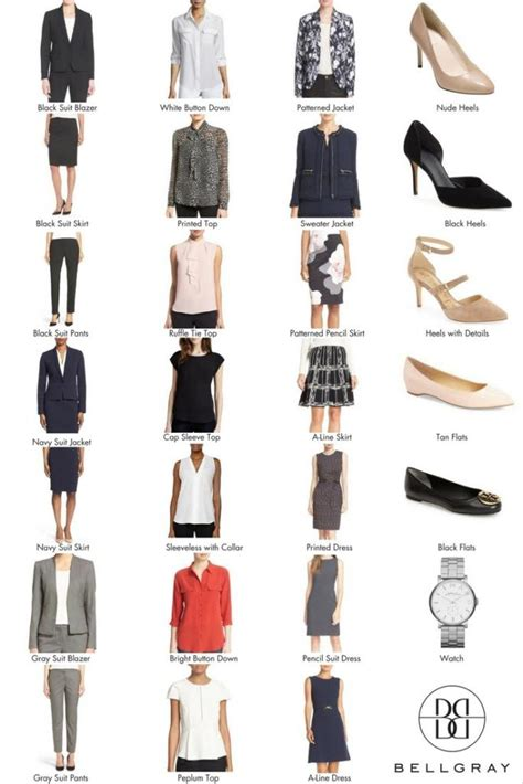 How To Create A Capsule Wardrobe by How To Create A Capsule Wardrobe For Work