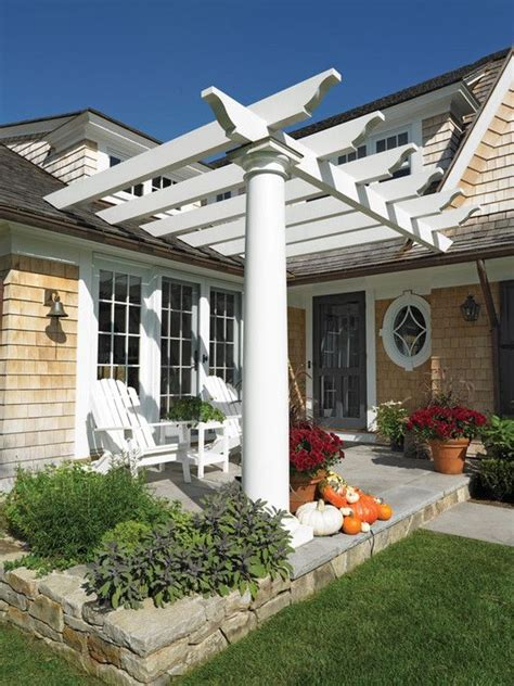 pergola rafter end designs 36 best images about pergola rafter tails on
