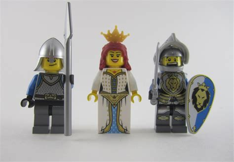 Lego Knights review lego 70403 mountain