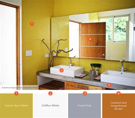 Relaxing Bathroom Colors by 20 Relaxing Bathroom Color Schemes Shutterfly