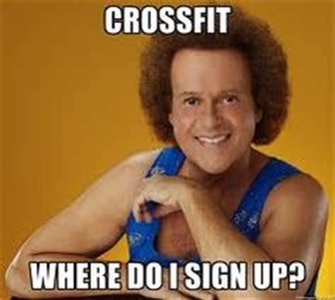 Crossfit Birthday Meme - anti crossfit on pinterest crossfit how to work out and