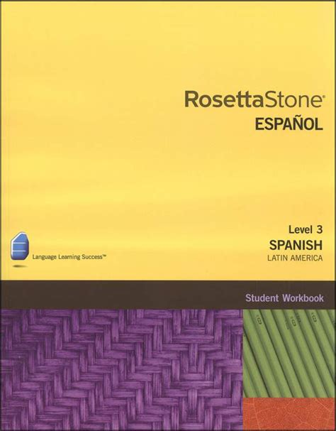 rosetta stone homeschool edition rosetta stone spanish latin america version 3 level 3