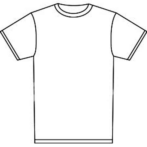 Drawing T Shirt Outline t shirt drawing outline at getdrawings free for