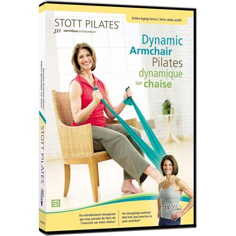 Armchair Pilates by Stott Pilates Dynamic Armchair Pilates Dvd