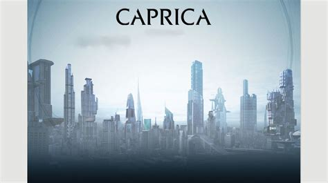 Cool Shed caprica the end py korry
