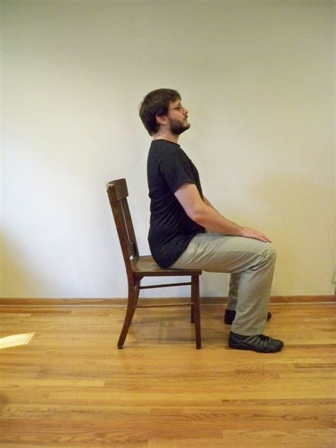 Chair Lifting Experiment by Up With Gravitysm Lesson 6 Lifting Your Center Of