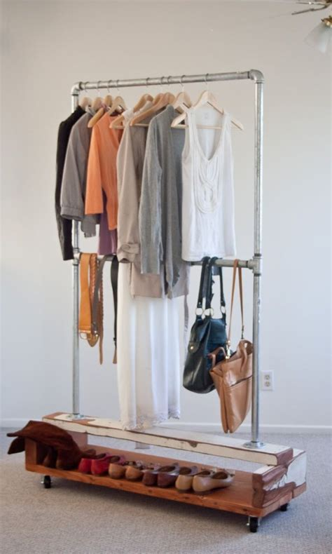 Make Clothes Rack by 12 Design Tips For Small Apartments