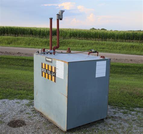 tramontdiesel storage tank gal