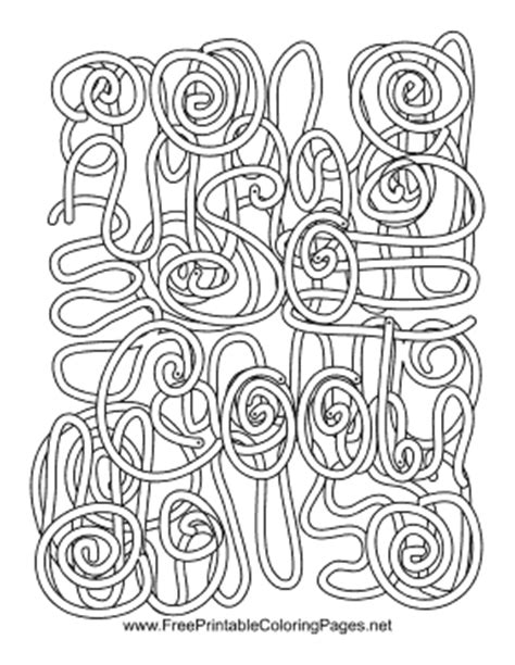 coloring pages with hidden words cool hidden word coloring page