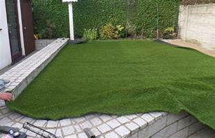 how to lay artificial grass an installation guide