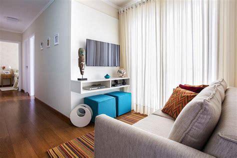 decorar sala pequena e simples 70 modelos de decora 231 227 o de sala pequena para inspirar