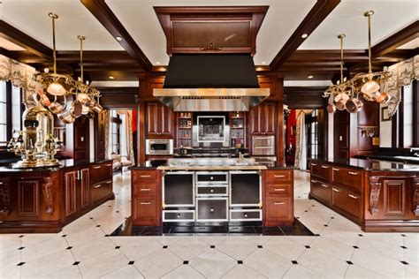 nicest kitchens classic luxury kitchen interior design ideas