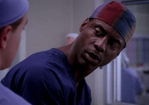 Isaiah Axed From Greys Anatomy by Quot Grey S Anatomy Quot Isaiah Washington Revient