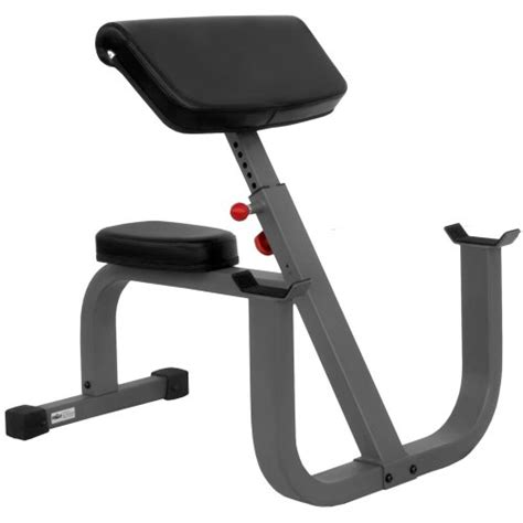 commercial preacher curl bench xmark commercial seated preacher curl weight bench xm 7612