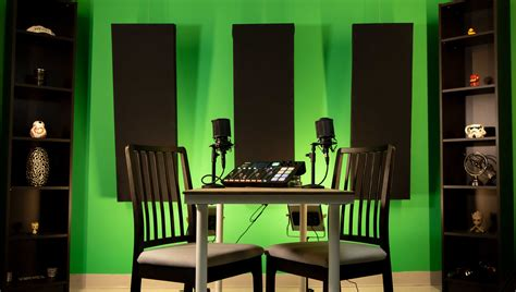 podcast studio rental  mtek digital edmonton mtek