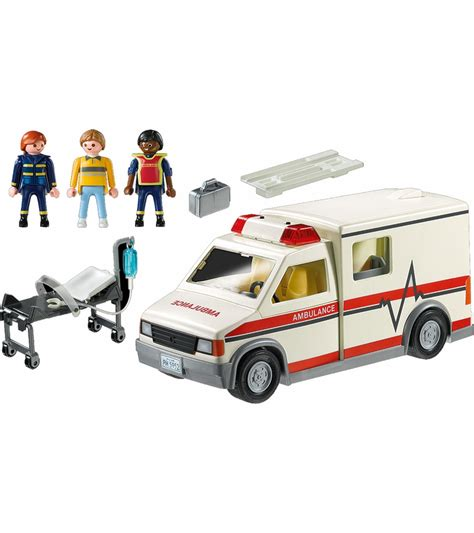 Mobil Rescue playmobil rescue ambulance
