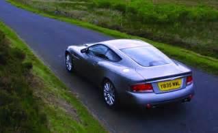 Aston Martin Vanquish 2002 Car And Driver