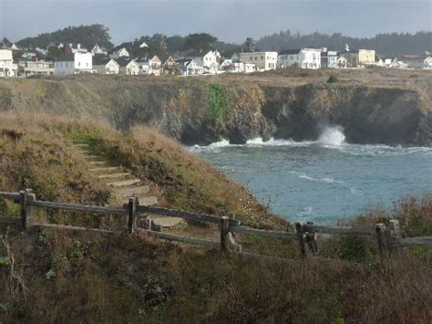 California Coast Mba Reviews by Looking Back At Mendocino Picture Of Mendocino Coast