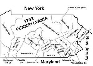 Pennsylvania Colony Map by Emo Wb Map Of Pennsylvania Colony