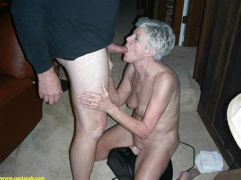 Amateur Swinger Gilf With Short Gray Hair Medium Quality Porn Pic A