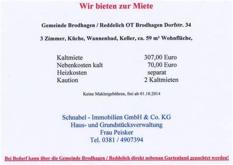 Wohnung Zu Vermieten Vorlage by Scan 8 Reddelich Brodhagen