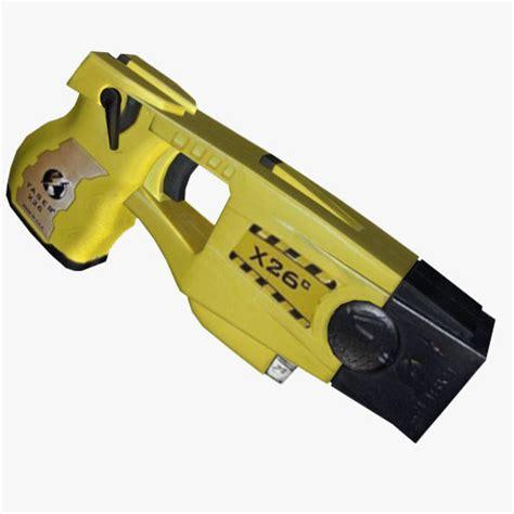Stun Gun Ws 1203 Model Pistol 3d model gun taser