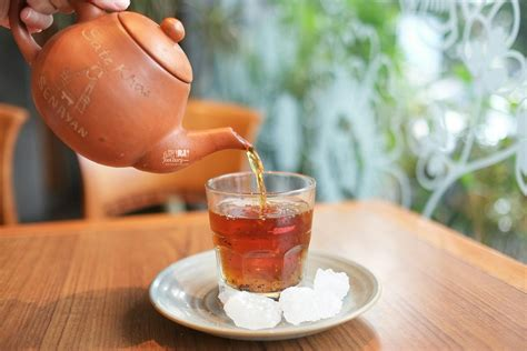Teh Poci by New Post Flavorful Journey Of Cuisine At Sate