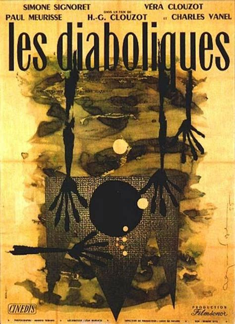 Diabolique 1955 Film Vagebond S Movie Screenshots Les Diaboliques 1955
