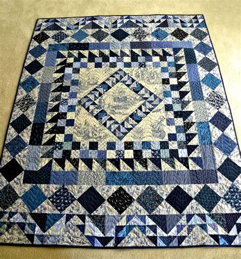 Make Your Own Quilt Pattern by Persnickety Quilts Make Your Own Medallion Quilt With