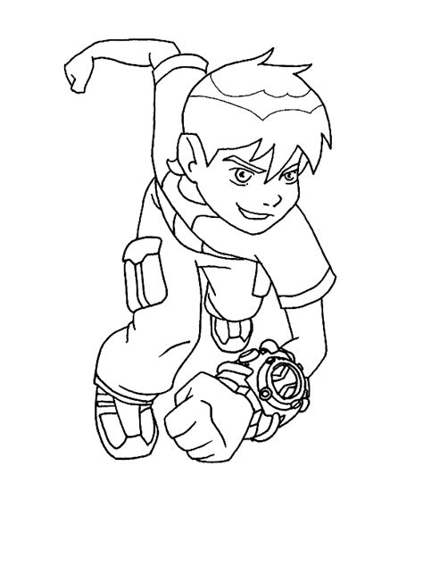 ben ten coloring pages ben 10 coloring pages free printable coloring pages