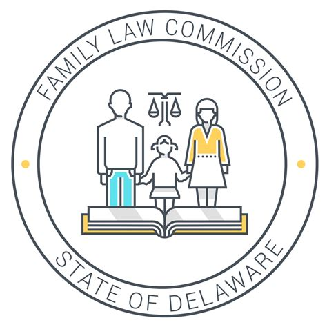 law commission commission members family law commission state of delaware