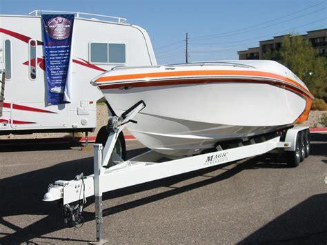 deck boats for sale colorado 2007 magic sorcerer powerboat for sale in colorado