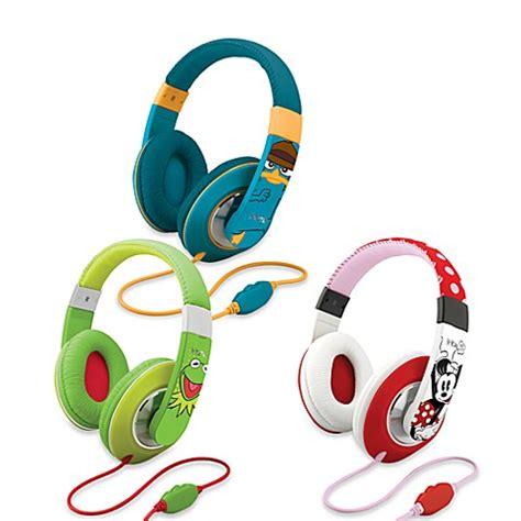 Headphone Kabel Disney Headphone Karakter disney ihome the ear headphones with volume bed bath beyond
