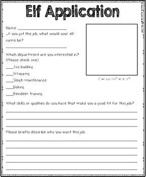 printable elf application elf application by may the fourth be with you teachers