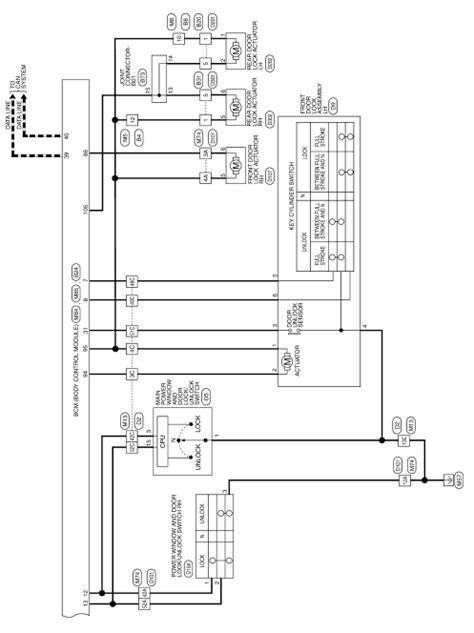 nissan sentra wiring diagram pdf 28 images nissan