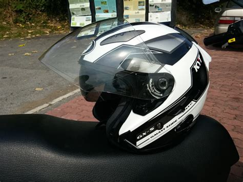 Helm Kyt Galaxy Slide Visor motomalaya review kyt galaxy slide helmet with sun visor rm211